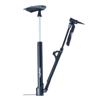 Cytec bicikli pumpa fekete