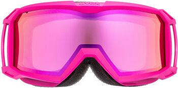 Uvex Flizz FM gyerek síszemüveg rózsaszín