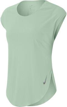 Nike City Sleek női futópóló Nők zöld