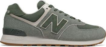 New Balance ML574 férfi szabadidőcipő Férfiak zöld