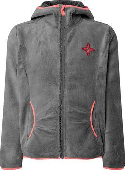 McKINLEY  Maya lányfleece kabát, 100% PES szürke