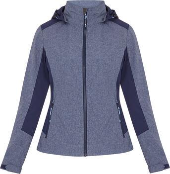 McKINLEY Trundle női softshell kabát Nők kék