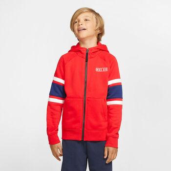Nike B Nk Air Hoodie Fz gyerek hoszúujjú felső Fiú