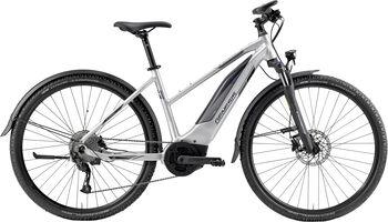 GENESIS E-Cross 1.1 női elektromos kerékpár Nők fehér
