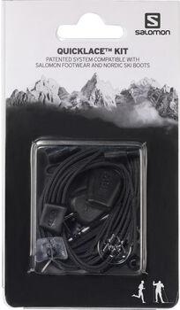Salomon Quicklace Kit gyorsfűző törtfehér