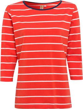 Roadsign  Summer Stripesnői ing Nők piros