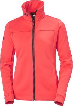 Helly Hansen W Crew Fleece női fleece kabát Nők rózsaszín