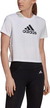adidas W BL CRO T női póló Nők fehér