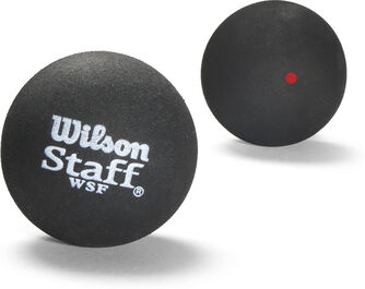 Staff squaslabda (piros pont)