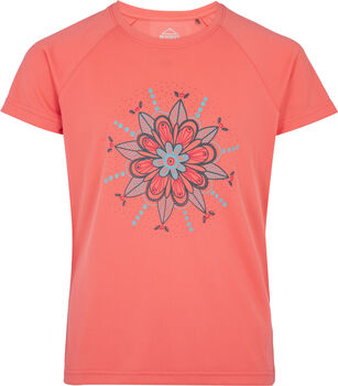 McKINLEY Lány-T-shirt Cora rózsaszín