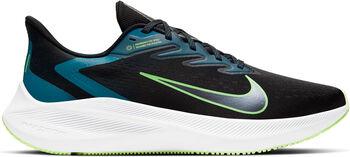Nike Zoom Winflo 7 férfi futócipő Férfiak fekete