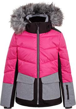 Icepeak  Lillie JR IKd. Skijacke mit Kapuze piros