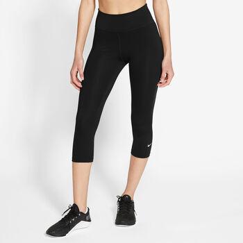 Nike  W One Tight Mr Cprinői nadrág Nők fekete