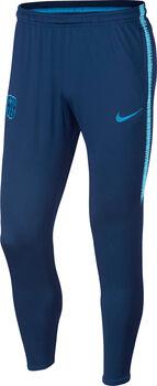 NIKE FCB M Nk Dry Sqd Pant Férfiak kék