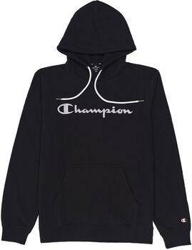 Champion Hooded Sweatshirt Férfiak fekete