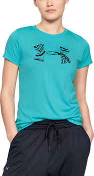 Under Armour Tech™ Graphic női póló Nők kék