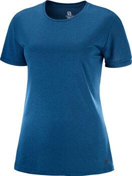 Salomon Comet Classic W női póló Nők kék