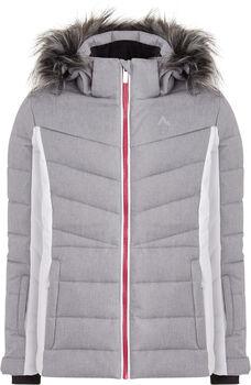 McKINLEY TwinPulsion Girls kabát Aquabase 5.5 szürke