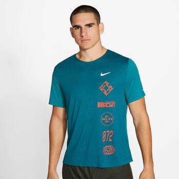 Nike  M NK Dri-Fit Wild RunMiler GX póló Férfiak
