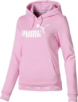 PUMA Amplified Hoody TR Nők rózsaszín