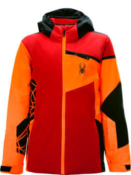 SPYDER Challenger JKT piros