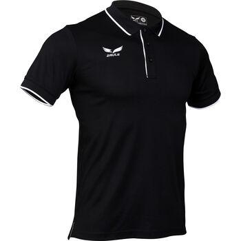 2RULE Bajnok pique póló Férfiak fekete