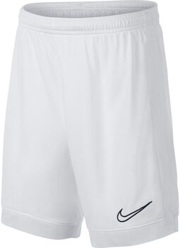 Nike Dri-FIT Academy gyerek rövidnadrág Fiú fehér