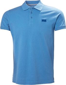 Helly Hansen Transat férfi galléros póló Férfiak kék