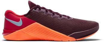 Nike Metcon 5 férfi fitneszcipő Férfiak piros