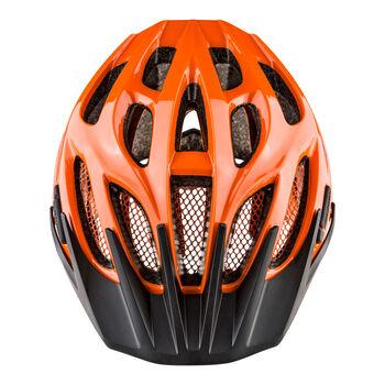 ALPINA Firebird Junior kerékpáros sisak narancssárga