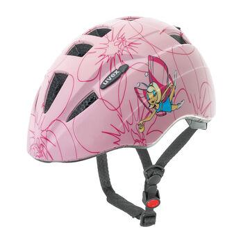 Uvex Kid gyerek kerékpáros sisak rózsaszín