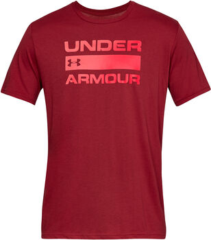 Under Armour Team Issue férfi póló Férfiak rózsaszín