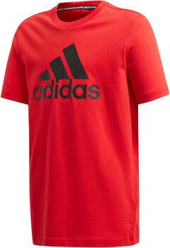 adidas YB MH BOS T piros