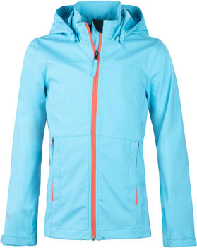 McKINLEY Everest lány softshell kabát kék