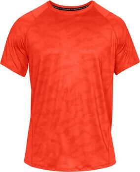 UNDER ARMOUR MK1 SS Printed Férfiak narancssárga