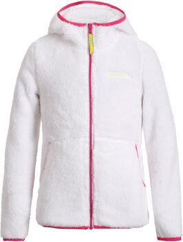 Icepeak Lindsay JR gyerek kapucnis kabát fehér