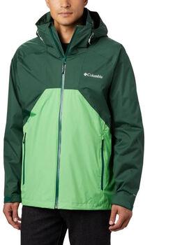 Columbia  Rain Scapekabát Férfiak zöld