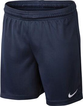 Nike Yth Park II Knit gyerek rövidnadrág kék