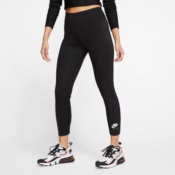 Nike Air 7/8-os legging Nők fekete