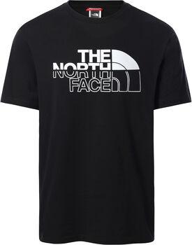 The North Face Campay Tee férfi póló Férfiak fekete