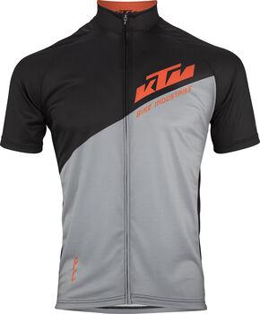 KTM Factory Character férfi kerékpáros mez Férfiak fekete