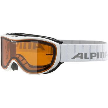 ALPINA Challenge  2.0 D felnőtt síszemüveg Férfiak fehér