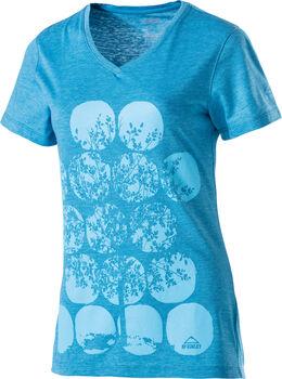 McKINLEY Active Malessaing UPF15 női póló Nők kék