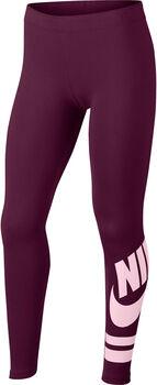 Nike Nsw Favorite Girls' Graphic lány leggings piros