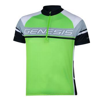 GENESIS Demonte férfi kerékpáros mez Férfiak zöld
