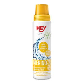 HEY SPORT finommosószer Merino gyapjú sportruhákhoz fehér