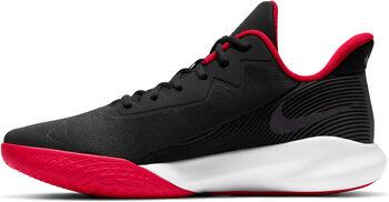 Nike Precision IV férfi kosárlabdacipő Férfiak fekete