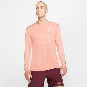 Nike M Nk Techknit Cl Ultra  férfi hosszúujjú felső Férfiak narancssárga
