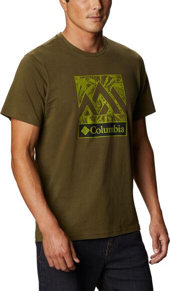 Rapid Ridge Graphic férfi póló