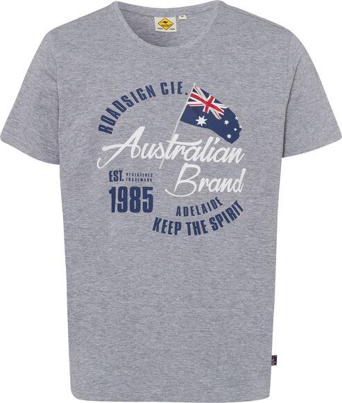Logo Australian férfi póló